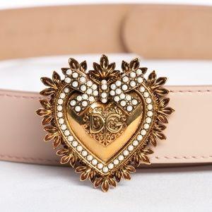 Dolce & Gabbana Women's Belt Size 40 $575